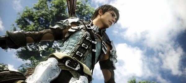 Final Fantasy XIV: A Realm Reborn - Character Creation Benchmark Now