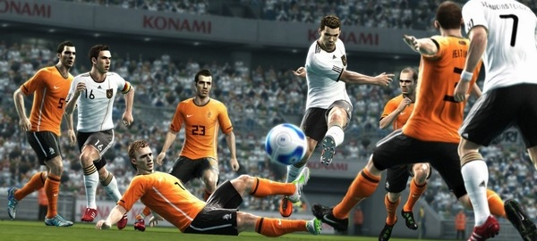 PES 2012 Demo - Mod that removes the Blur Post-Process