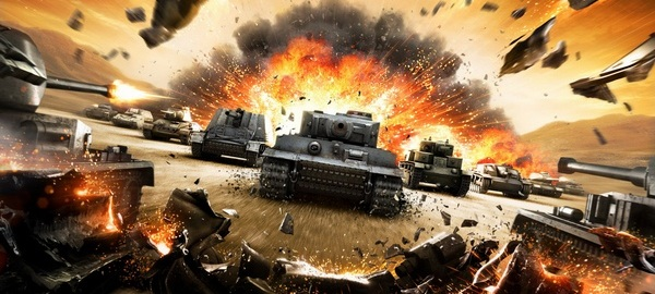World of Tanks Generals Unveiled - Free-To-Play Browser