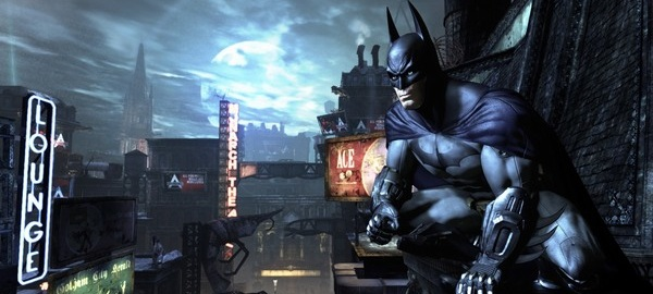 Batman: Arkham City - PhysX FPS boost in DX11 and DX9 with