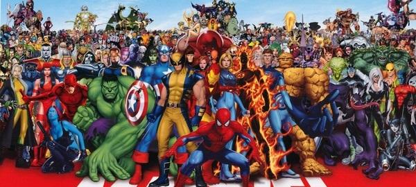 Image result for marvel heroes
