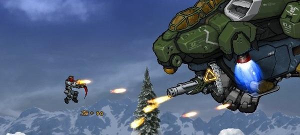 Indie 2D action platformer 'Intrusion 2' released