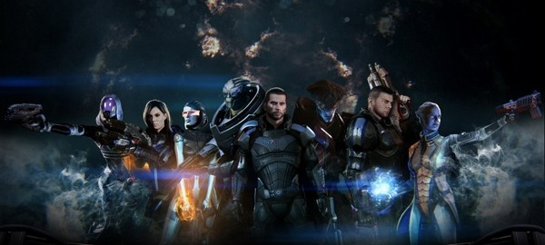 Mass Effect Paragon Lost Anime Movie Trailer
