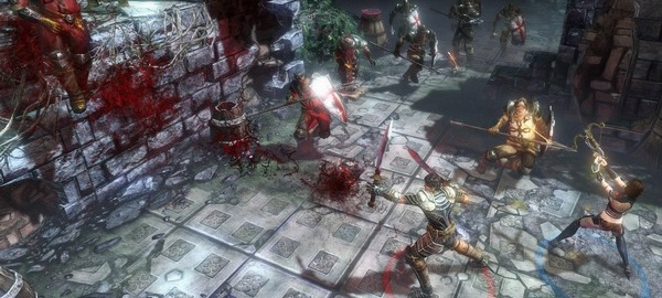 Blood Nights hack n slash RPG Now Available On The PC