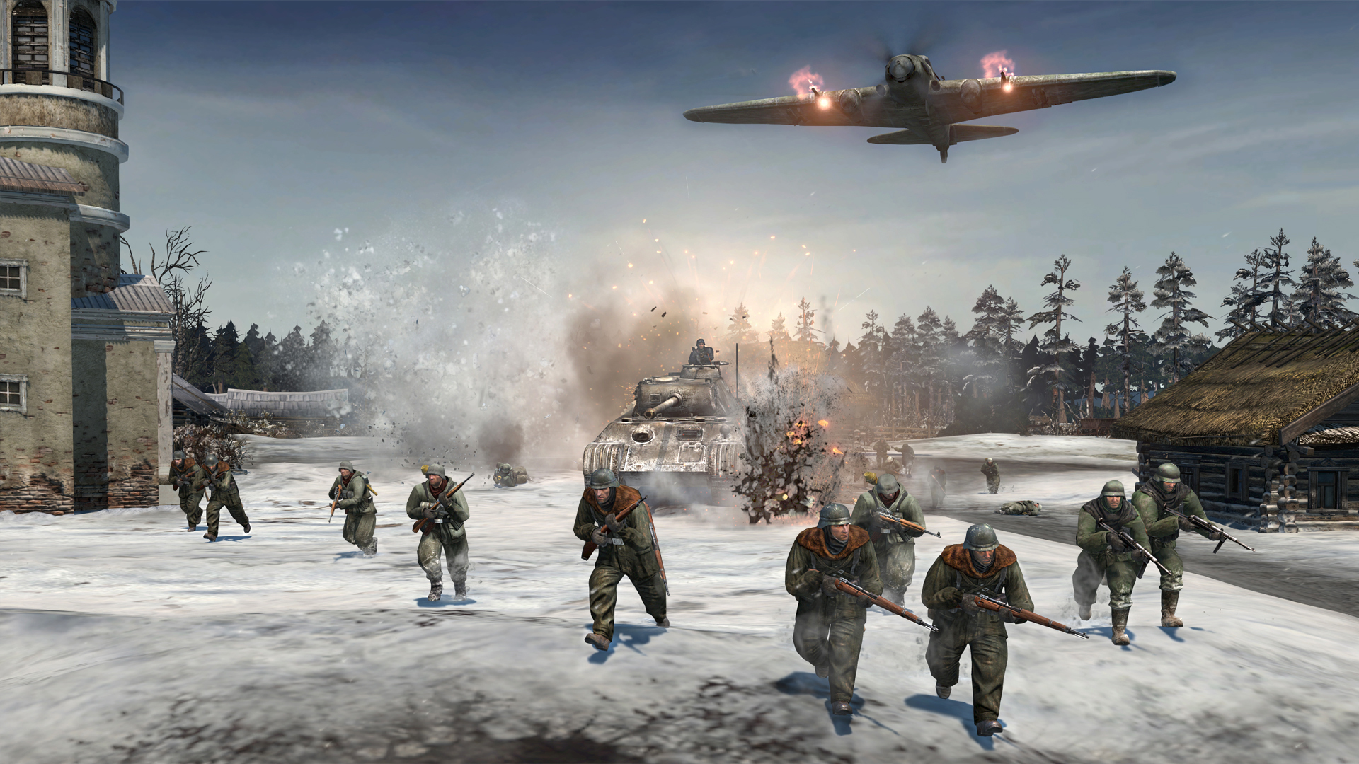 Daily Updated Serial Key Company Of Heroes 2 Cheats Trainer