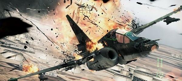 Ace Combat: Assault Horizon - PC Performance Analysis