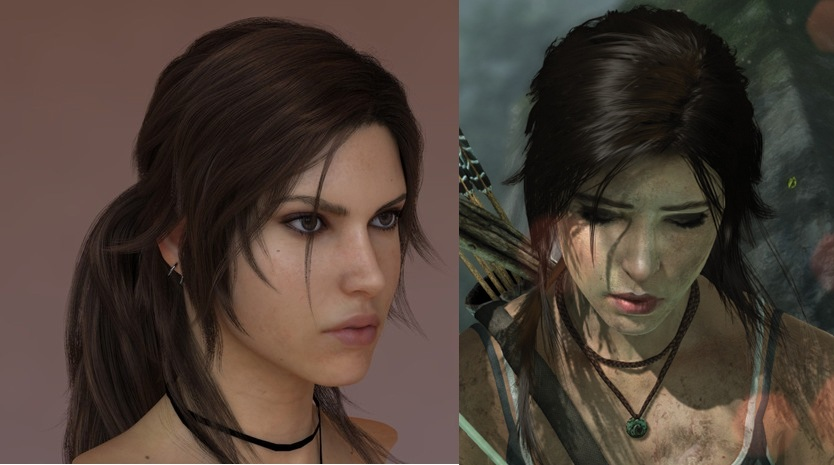 So Nearly No Combat And Lara Is No Longer Sexy What S With This