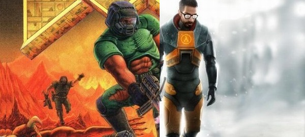 Half Life 2 Meets Doom In This Spectacular Garry's Mod Add-On