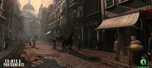 Sherlock Holmes Crimes And Punishments - Coming To PS4, New