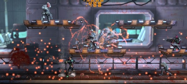 PC demo released for Unreal Engine-powered 3D run and gun platformer