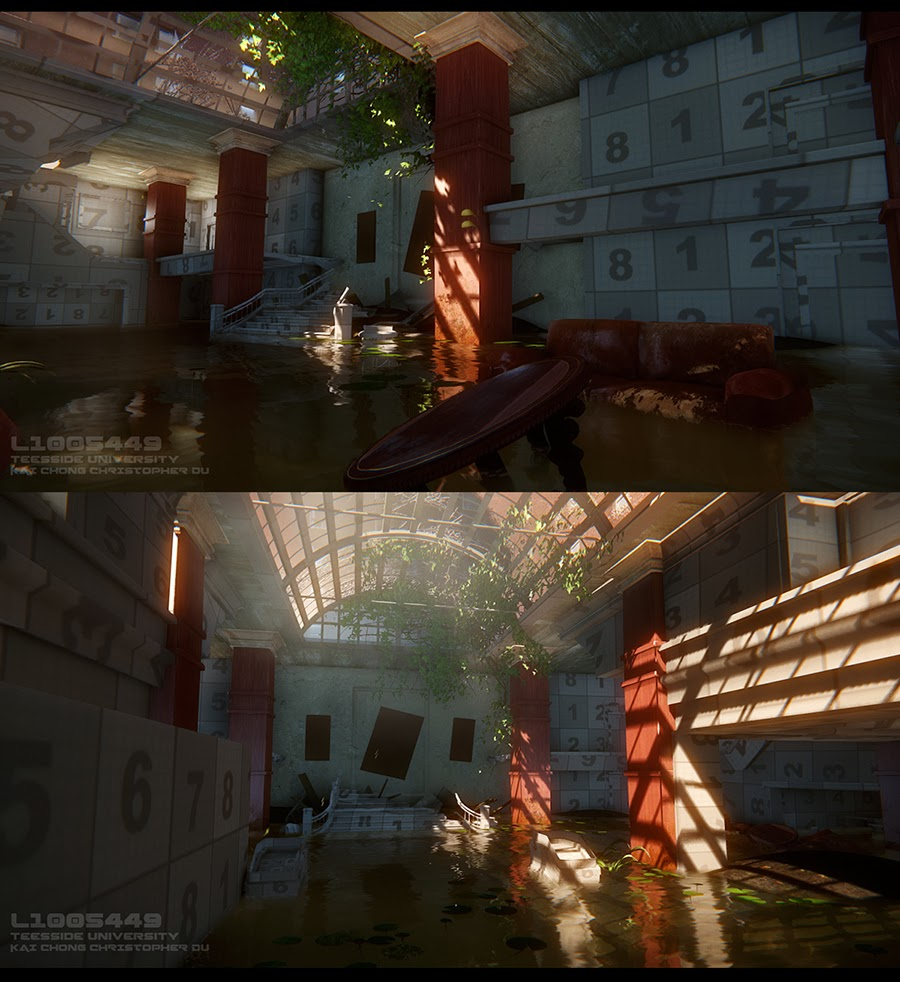 Moving On To Another Game Polycount Artist Noscope Is Creating A Wild West Saloon Scene That Looks Similar To The One Featured In Call Of Juarez The Map