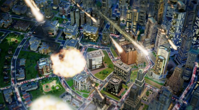SimCity feature