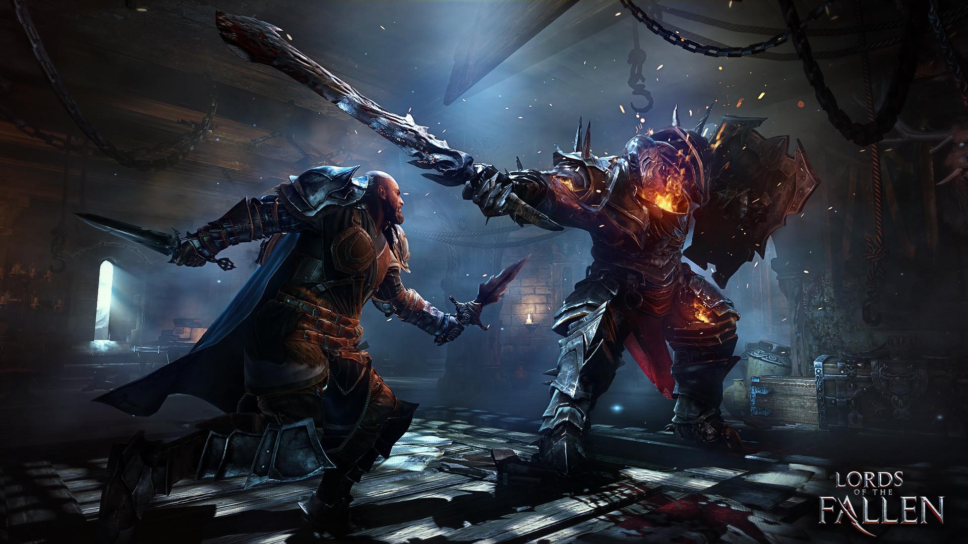 اسکرین شات جدید از Lords Of The Fallen | یوروگیمر