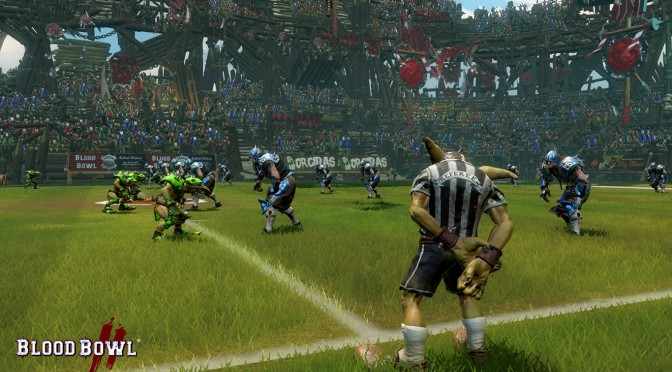 Blood Bowl 2 feature