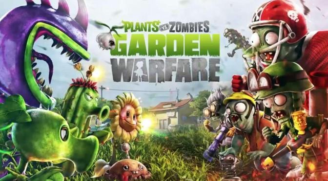 Plants vs. Zombies Garden Warfare feature