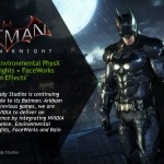 GameWorks Games Batman Arkham Knight 150x150 از جزئیات گرافیکی اضافه Nvidia برای عناوین Batman: Arkham Knight، Project CARS و Witcher 3 رونمایی شد