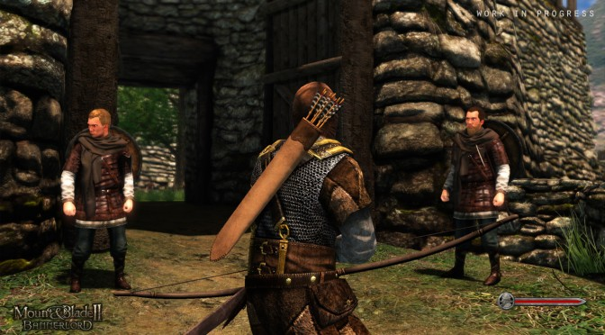 Mount & Blade 2 feature