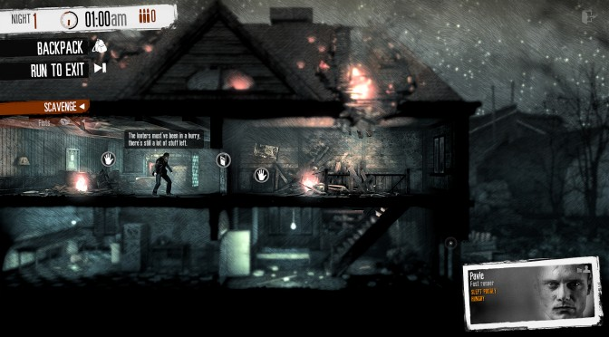 This War of Mine – War Child Charity DLC Released, 100% of the ...