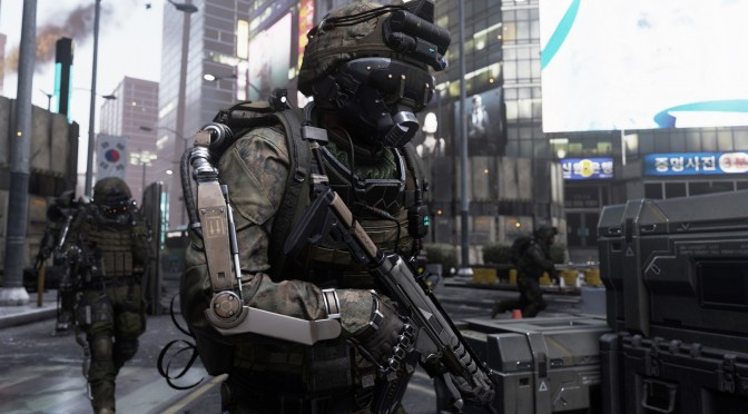 Call of Duty Advanced Warfare feature 5