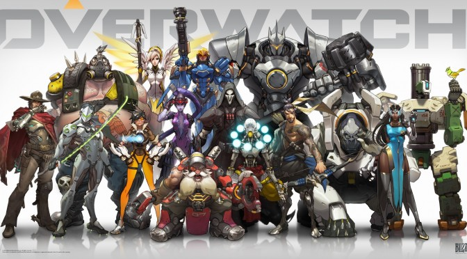 Blizzard's making 'Overwatch' competitive seasons short and sweet
