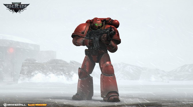 Warhammer 40K Regicide feature