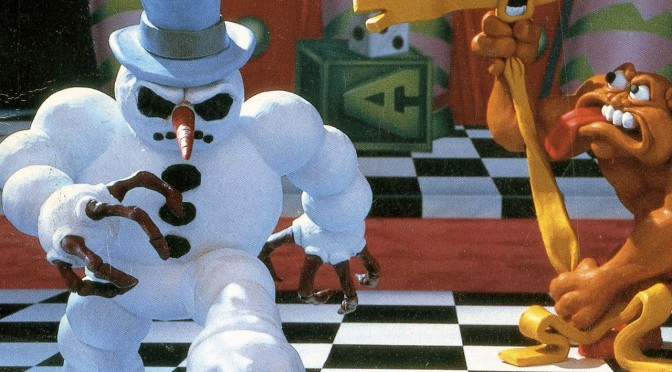 ClayFighter feature