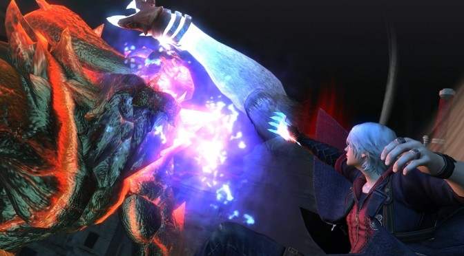Devil May Cry 4 feature