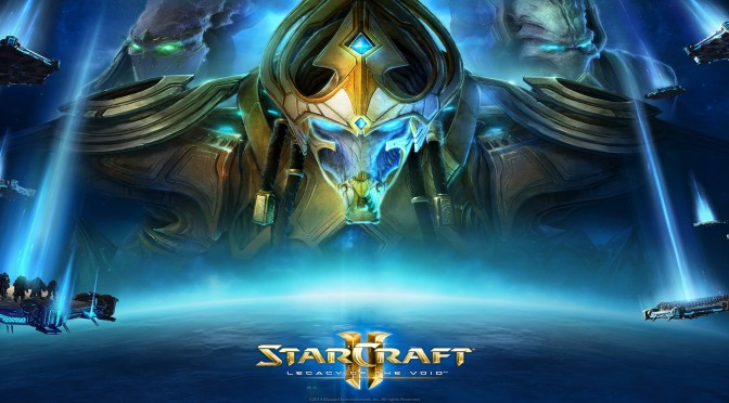 Starcraft 2 Legacy of the Void feature