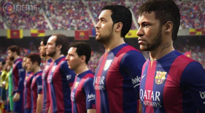 FIFA 16 feature