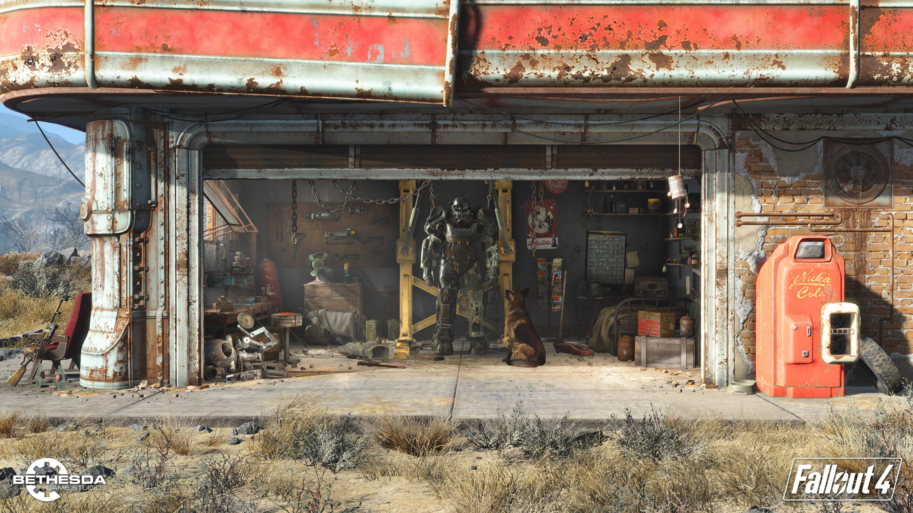 Fallout 4 feature