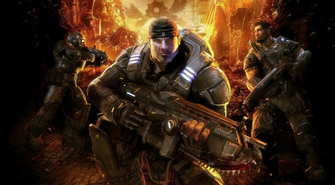 Gears of War Ultimate Edition feature