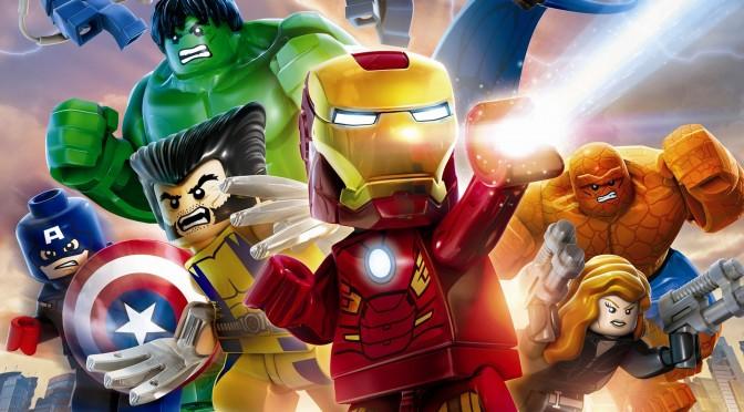 LEGO Marvels Avengers feature