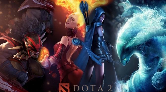 DOTA 2 by STU