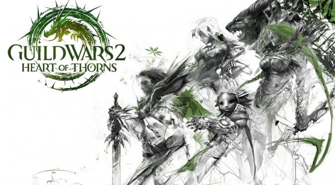 Guild Wars 2 Heart of Thorns feature
