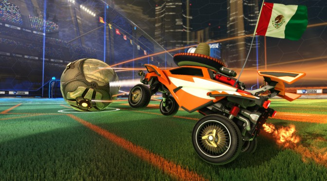 Rocket League August update now available; includes PC LAN support, new arenas