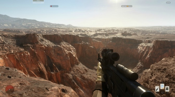 Star Wars Battlefront Tatooine