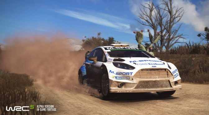 WRC 5 feature