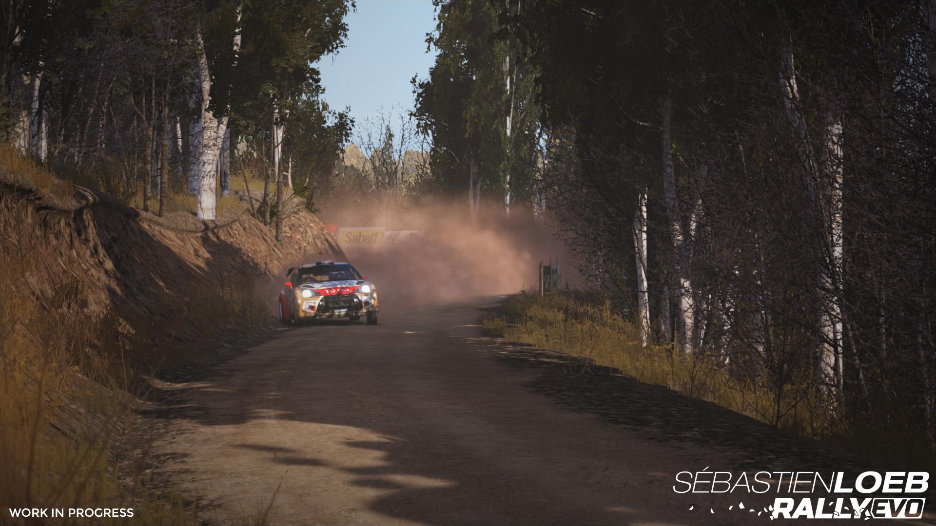 بازی Sébastien Loeb Rally Evo