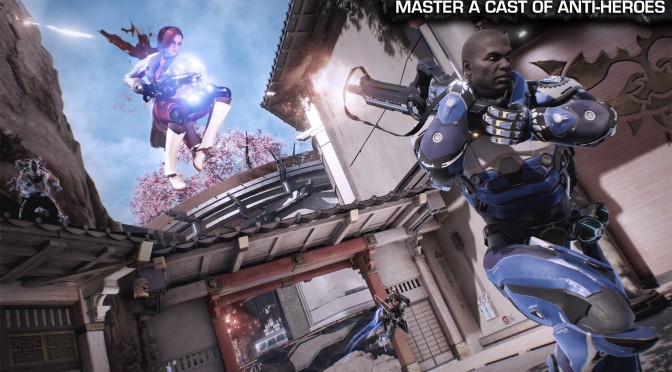 Lawbreakers Free Weekend Begins September 28 on Steam
