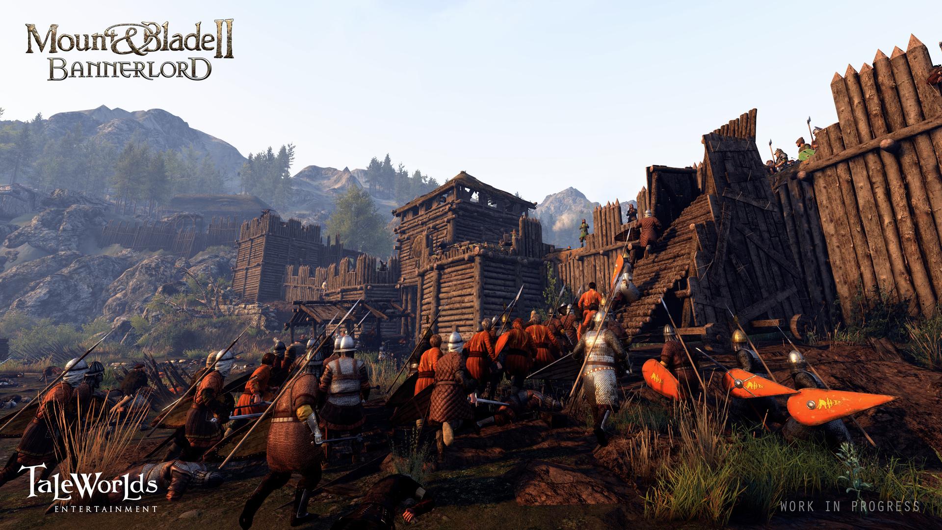 Vídeos y noticias de Bannerlord en la Gamescom 2016 5-1