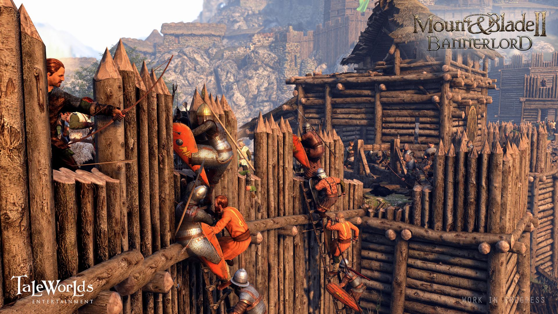 Vídeos y noticias de Bannerlord en la Gamescom 2016 6-1