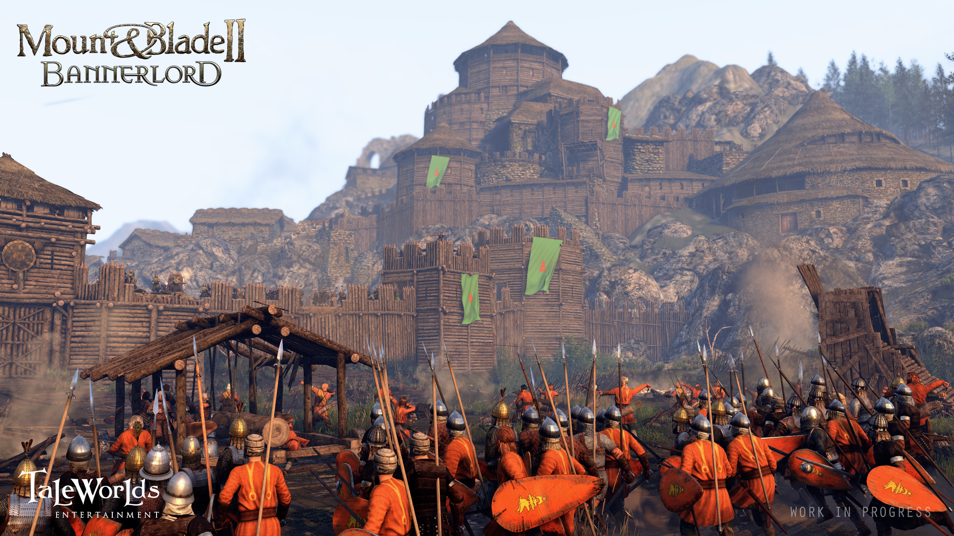 Vídeos y noticias de Bannerlord en la Gamescom 2016 7