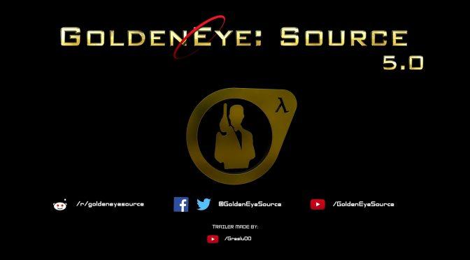 GoldenEye Source 5.0