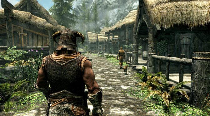 Skyrim Special Edition gets hardcore survival mode
