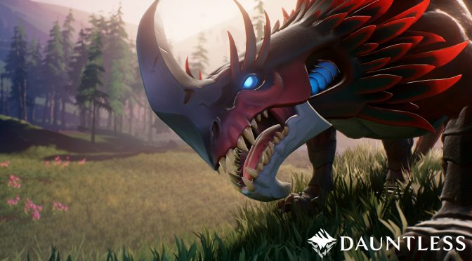 Dauntless Entering It's Closed Beta
