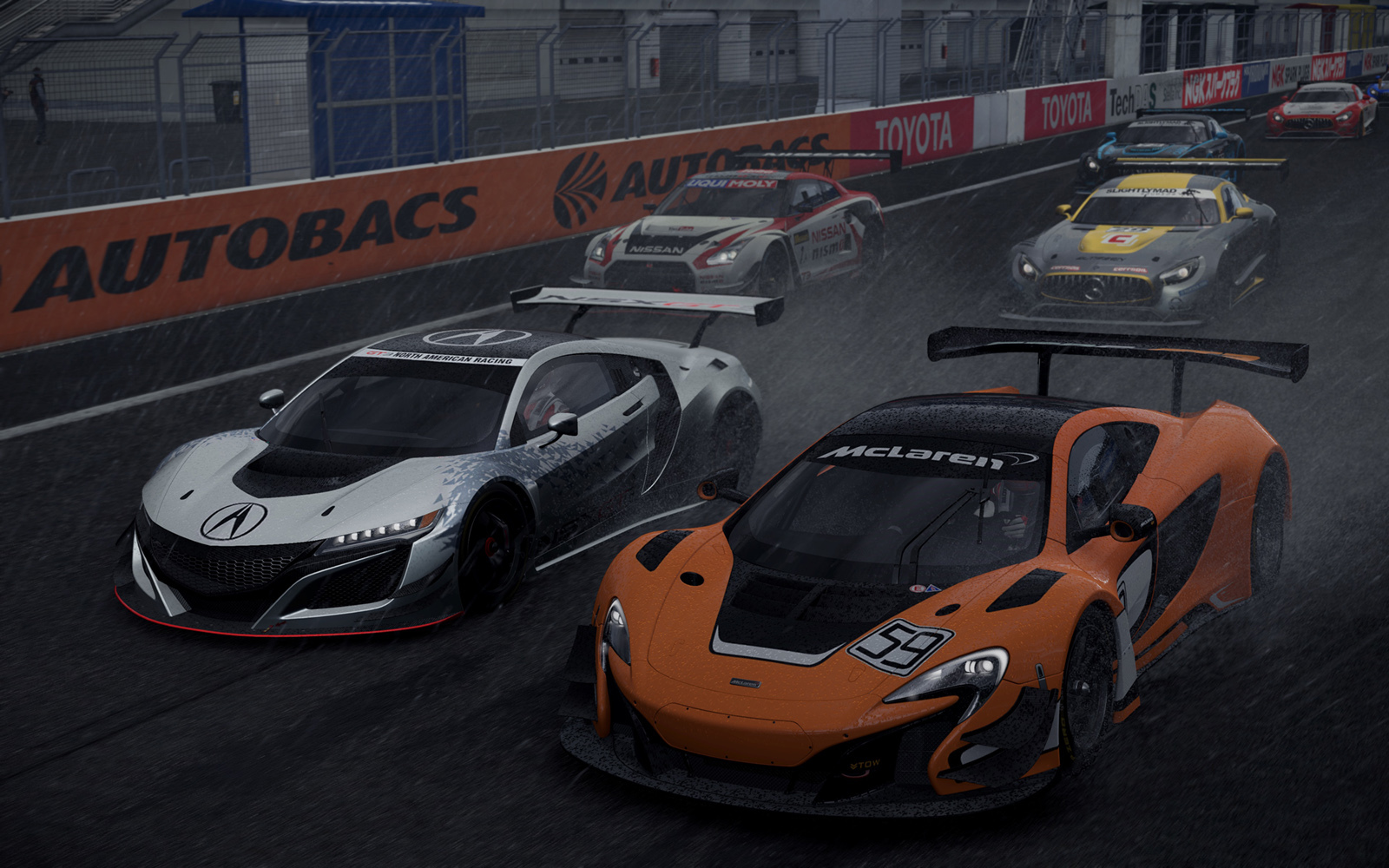 Project Cars 2 New Screenshots Released Mclaren 720s Teaser