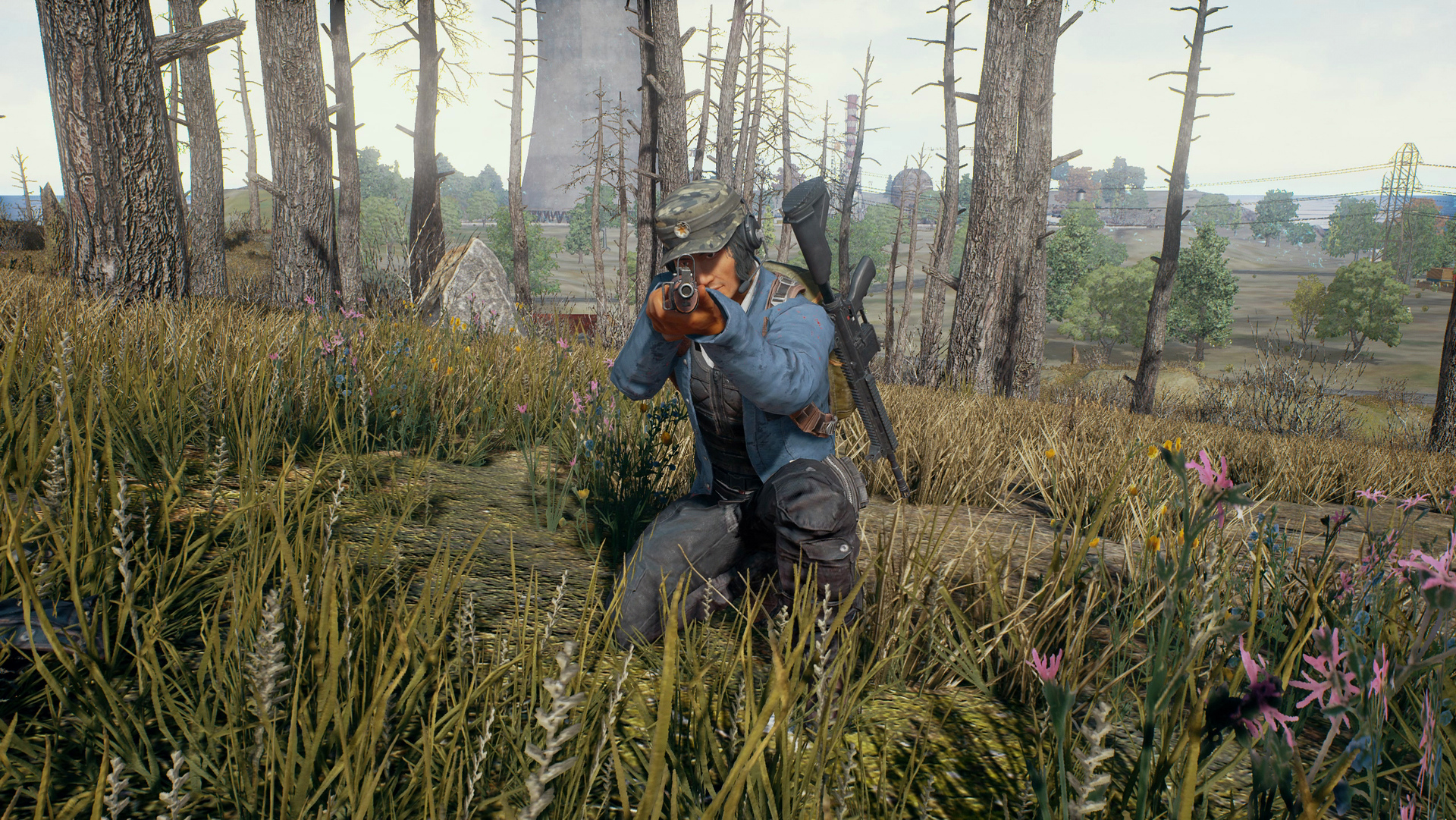 PlayerUnknown's Battlegrounds: first-person servers now available in all game modes