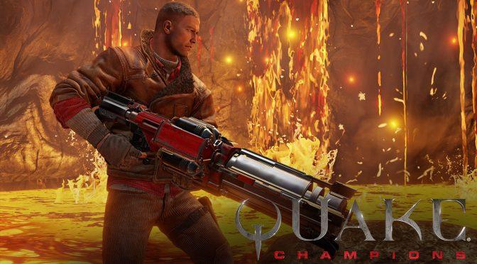 Quake Champions 2017 скачать торрент - фото 8
