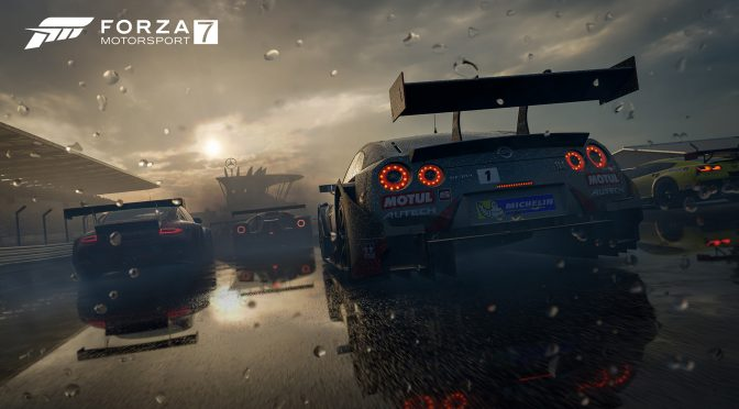 Forza Motorsport 7 demo will be released on September 19th