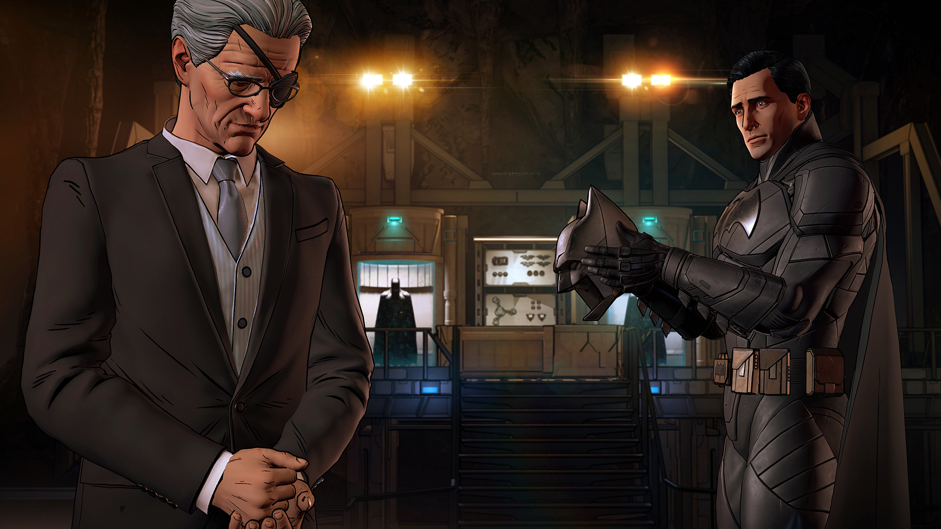 Telltale Games could be making Batman and Wolf Among Us sequels